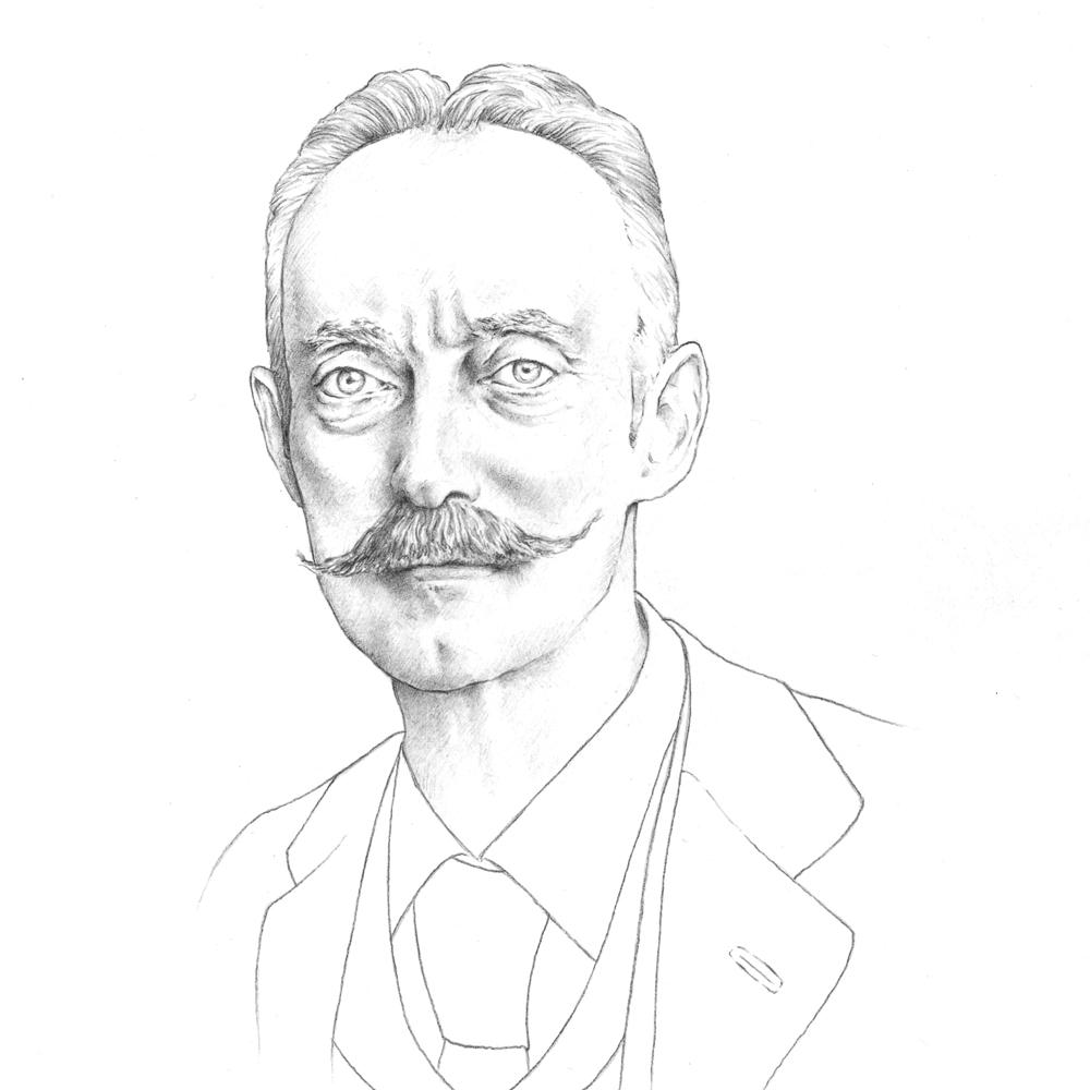 fausto_bagatti_valsecchi_illustration_portrait_fondazione_pini_ilariazena
