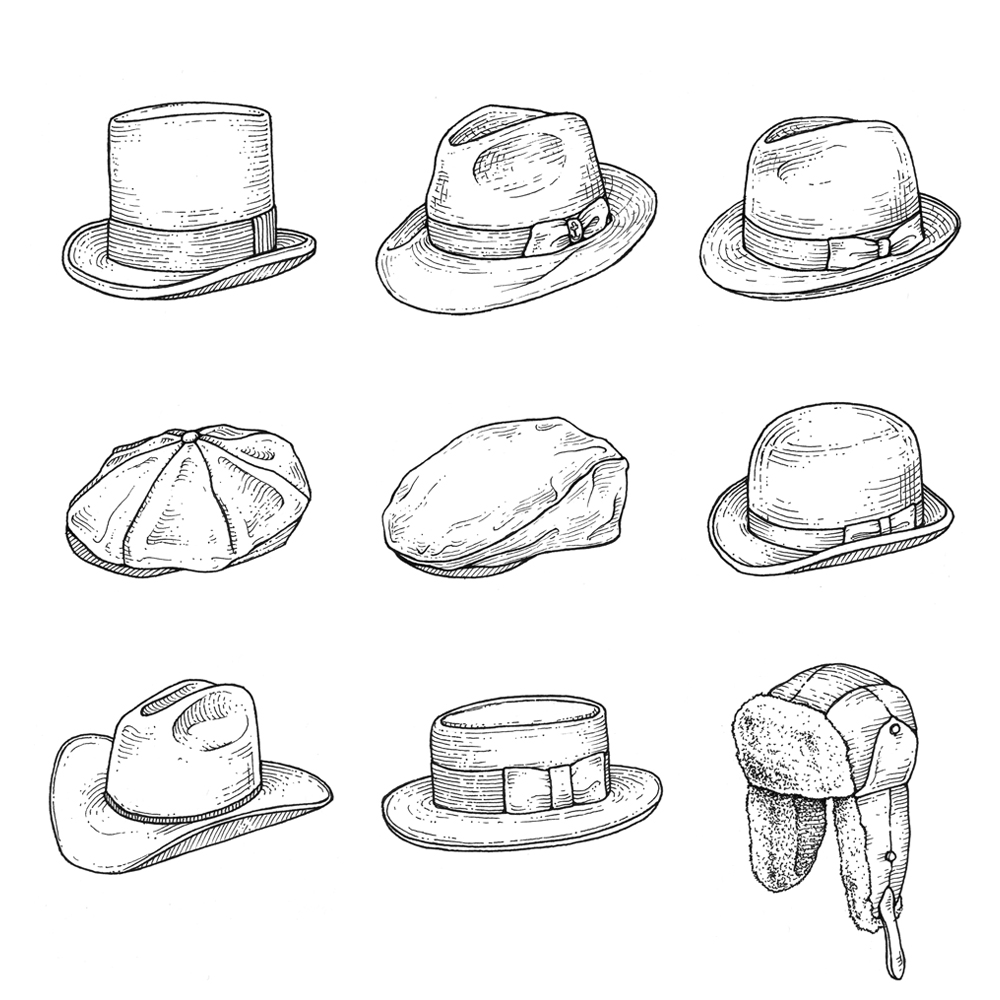 hats_illustration_ICON_editorial_styleclub_ilariazena