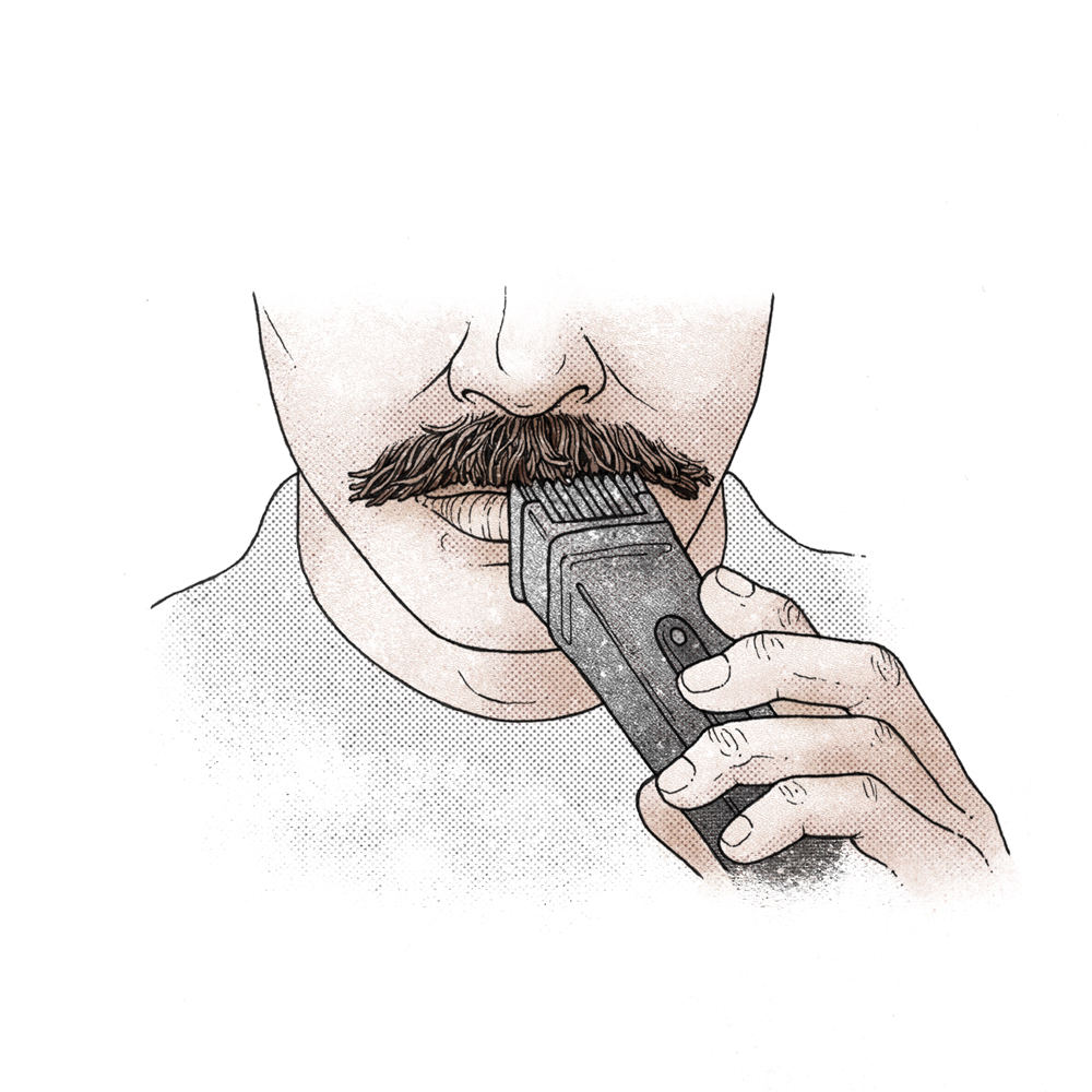 moustache_02_illustration_ICON_editorial_style_ilariazena