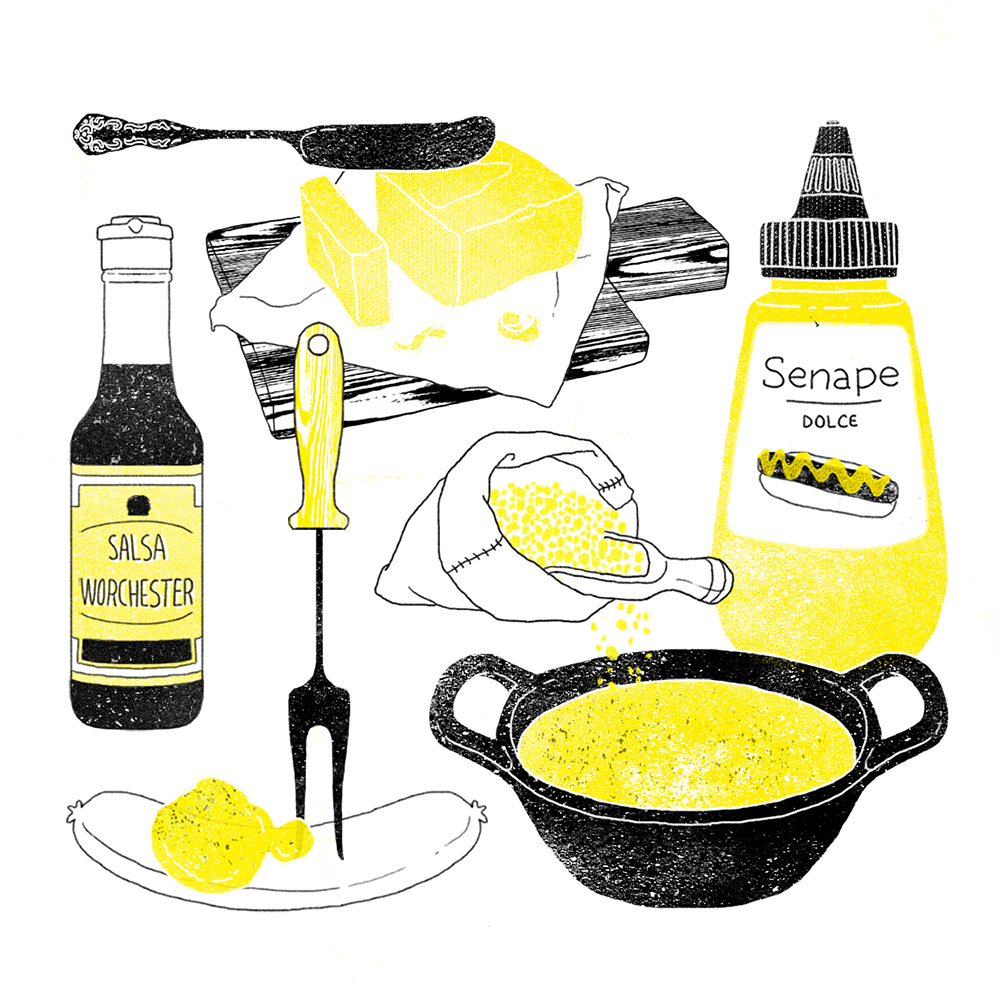 sauce_mustard_illustration_ICON_food_ilariazena