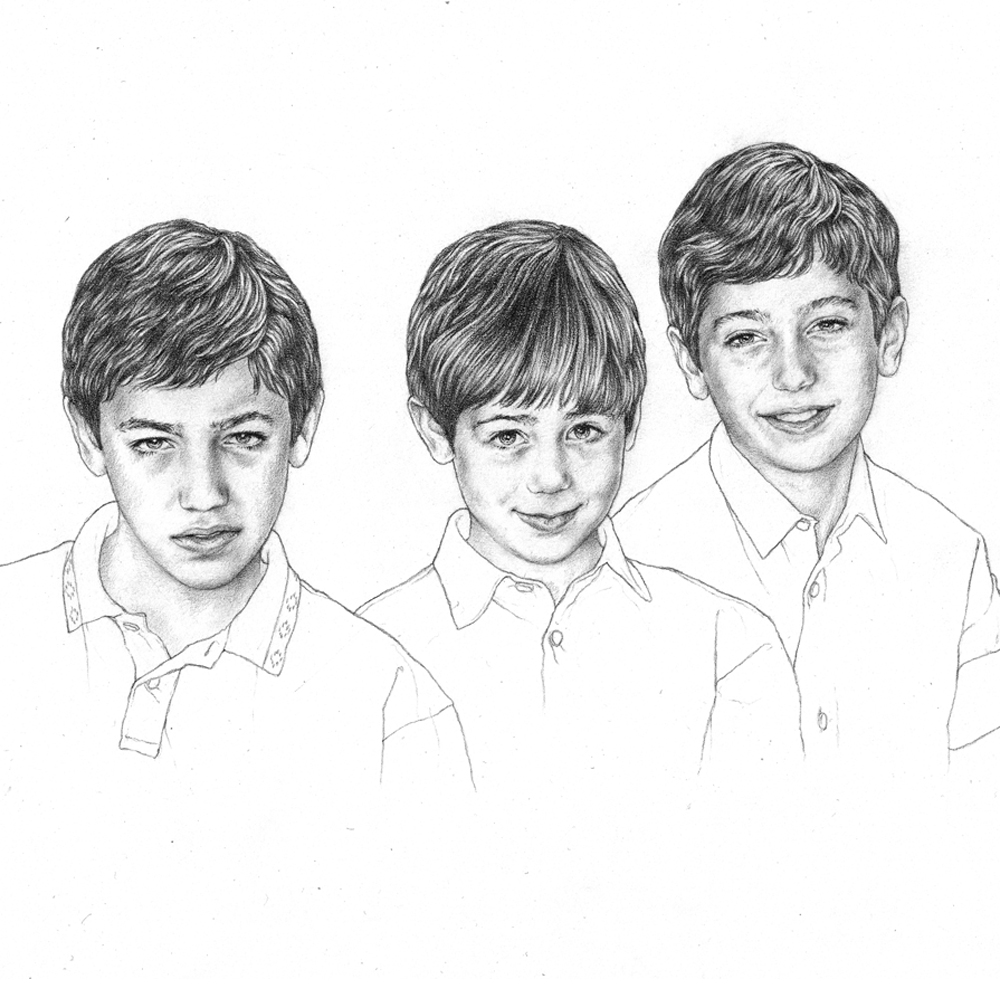 illustration_portrait_boys_pencil_ilariazena_05