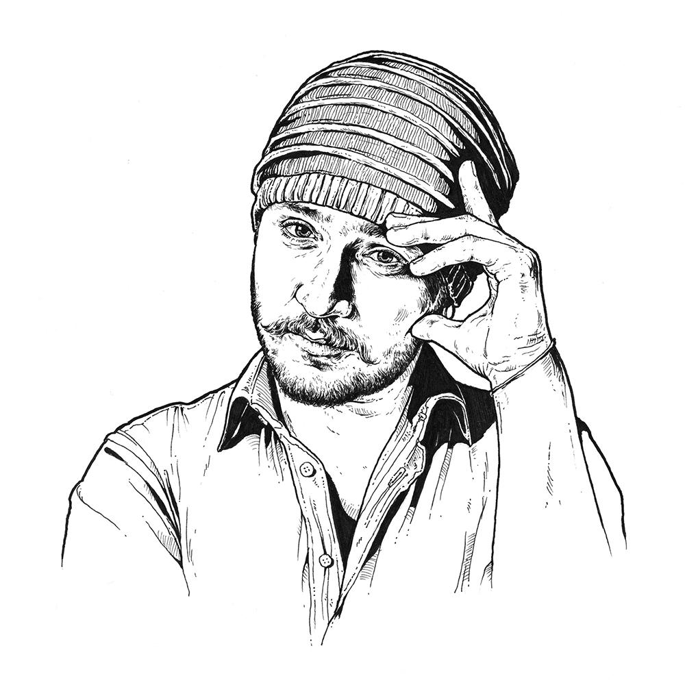 ilariazena_portrait_ritratto_vincenzo_metodo_ilgiornale